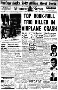 February 3, 1959 Newspaper