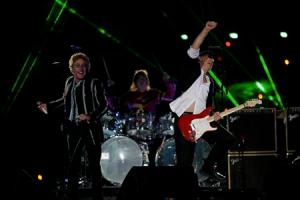THe Who at the Superbowl