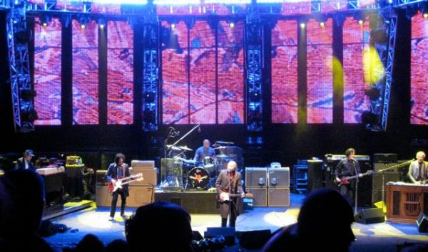 Tom Petty at Red Rocks 6/3/10