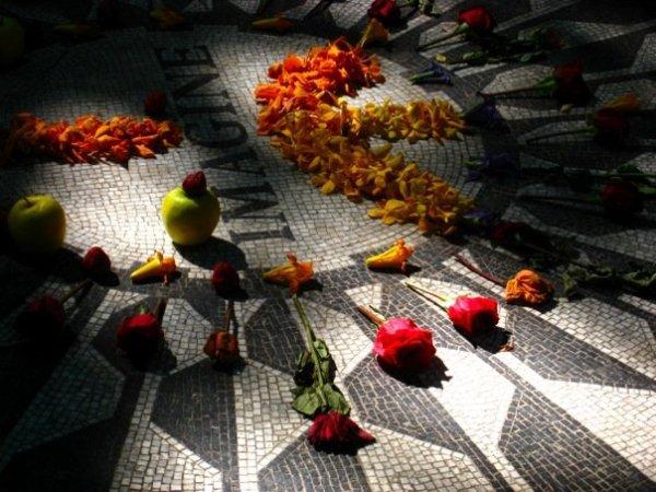 John Lennon Strawberry Fields