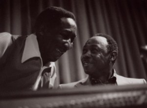 Muddy Waters with Pinetop Perkins