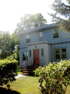 Bob Dylan's childhood home in Hibbing