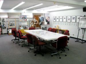 Bob Dylan Exhibit at Hibbing Public Library