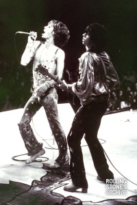 Mick & Keith On Tour '73