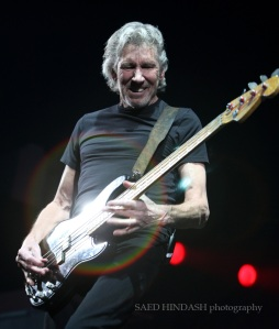 Roger Waters performs The Wall