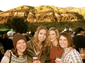 Friends at Telluride Blues & Brews