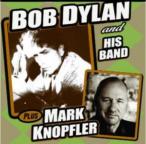 Bob Dylan & Mark Knopfler Poster